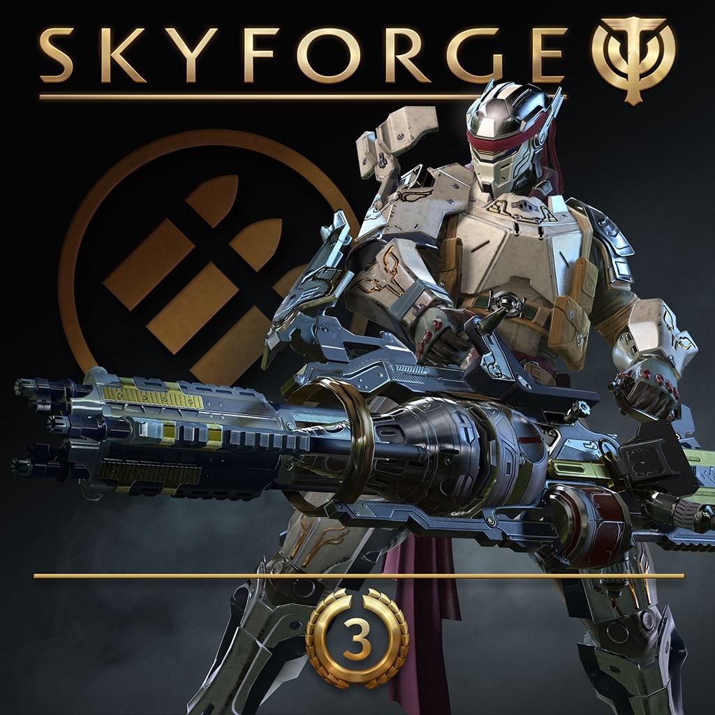 Skyforge: Pacote Jogo Rápido Artilheiro