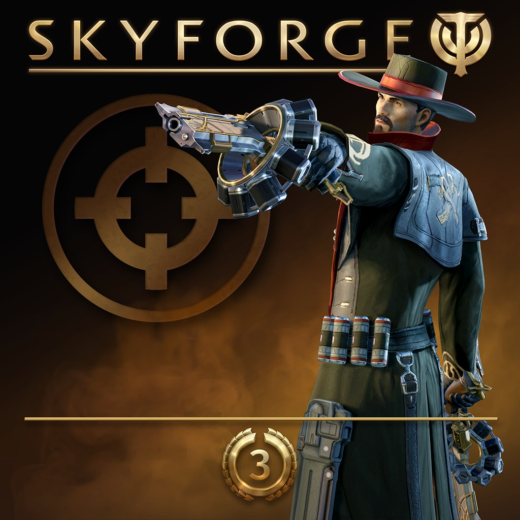 Skyforge: Outlaw Quickplay Pack