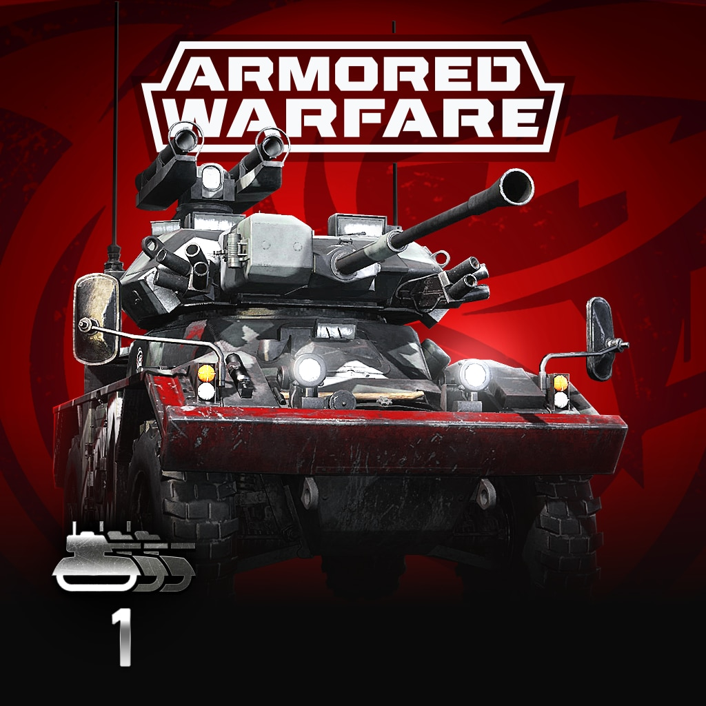 Armored Warfare – Pack estándar FV721 Fox Shark