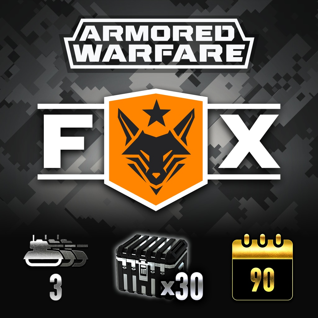 Armored Warfare: Paquete definitivo Fox