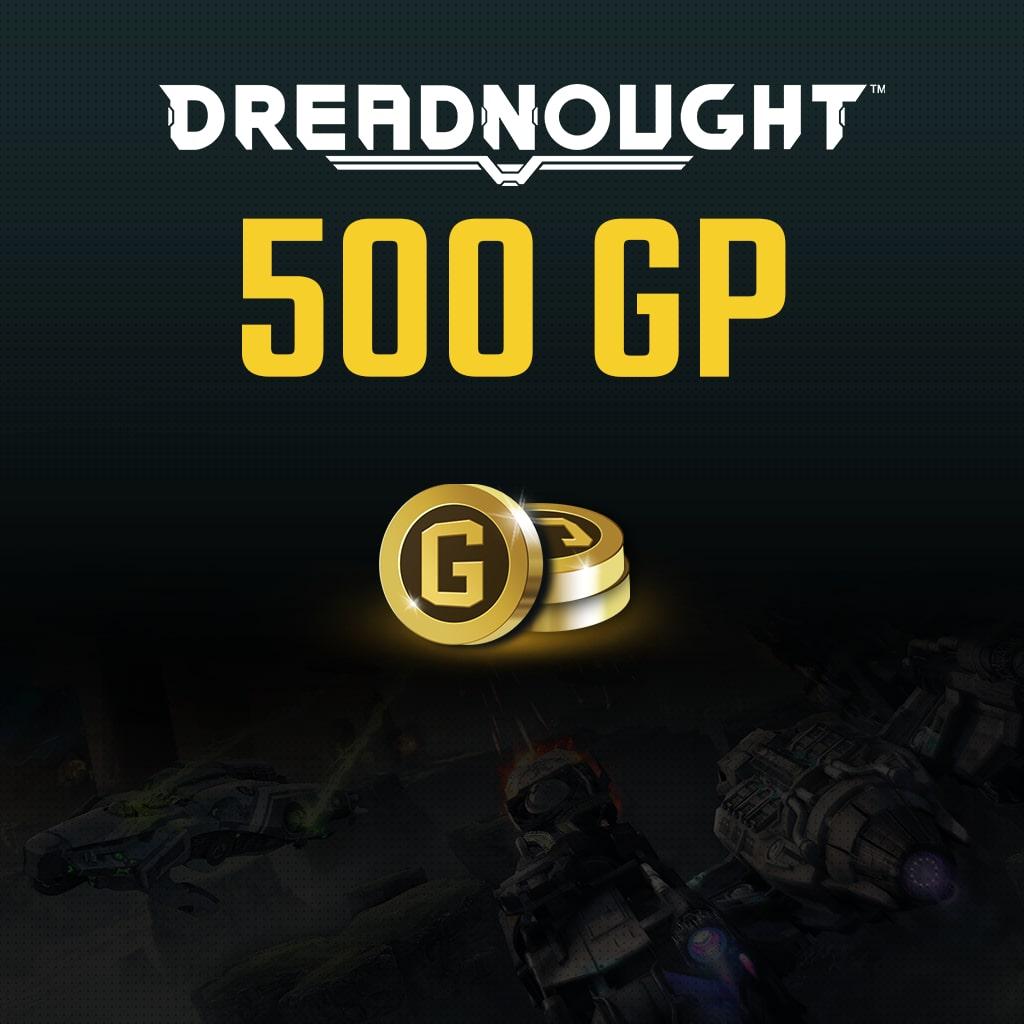 Pacote Dreadnought 500 GP