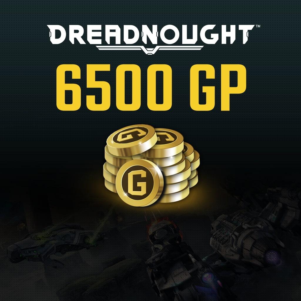 Pacote Dreadnought 6.500 GP