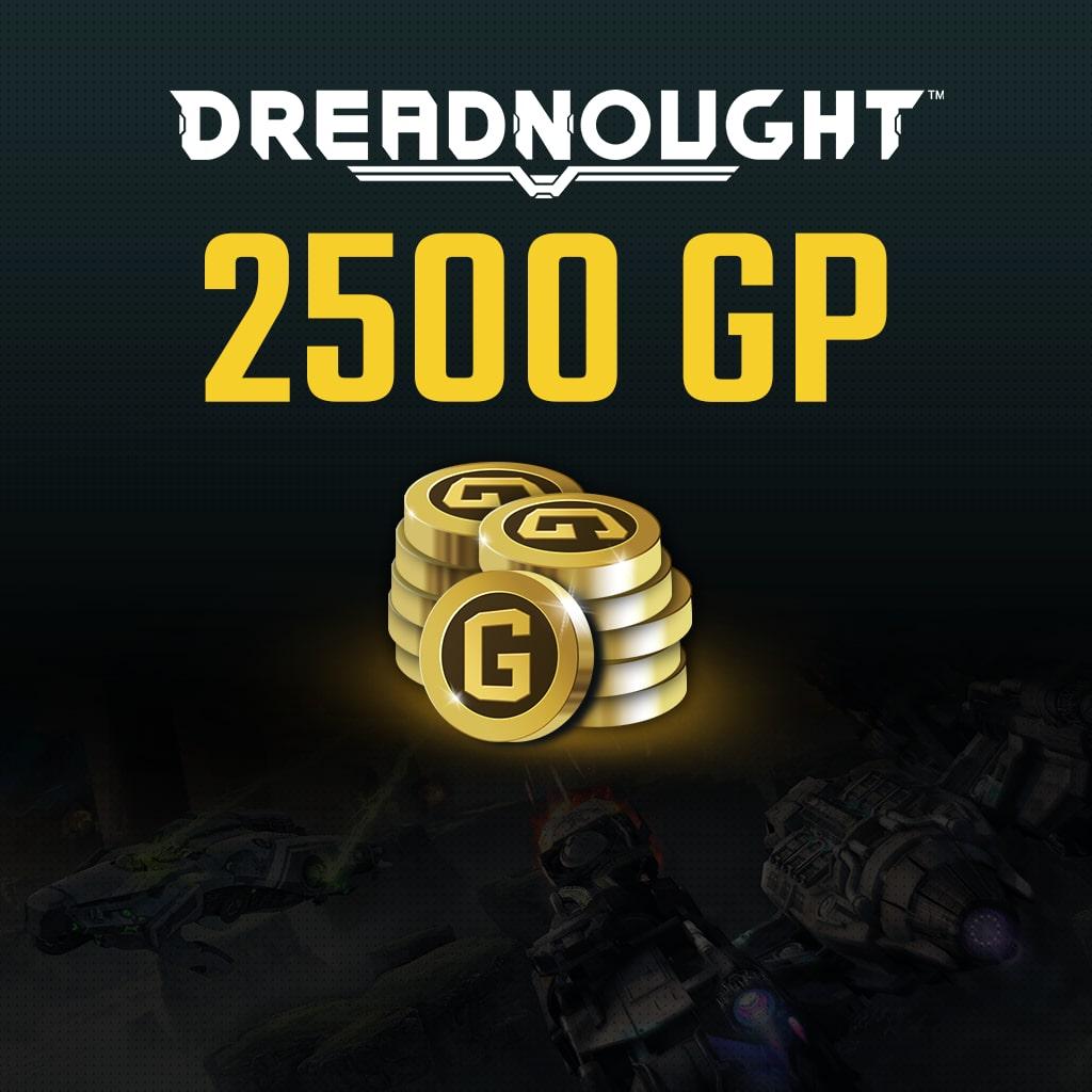 Pacote Dreadnought 2.500 GP