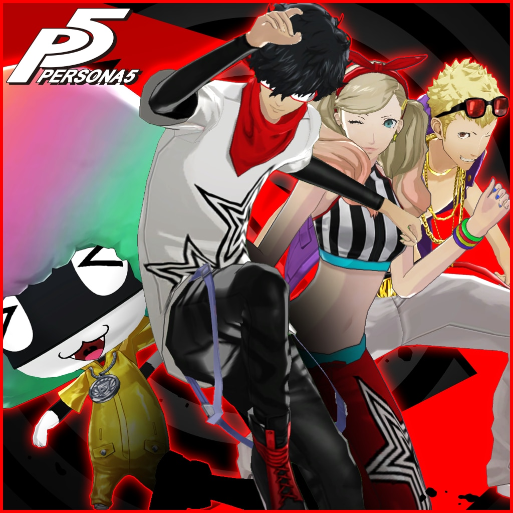 Persona 4: Dancing All Night Costume & BGM Special Set