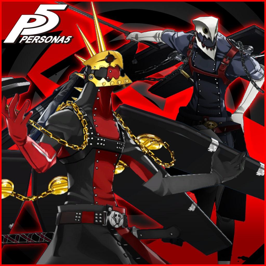 Persona 5: Thanatos & Thanatos Picaro Set