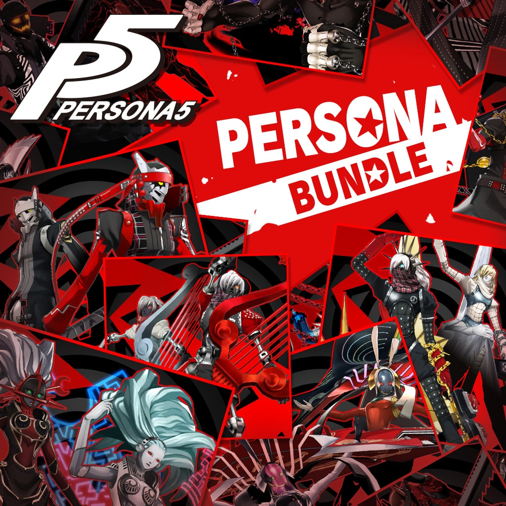 Persona 5: Persona Bundle (English Ver.)