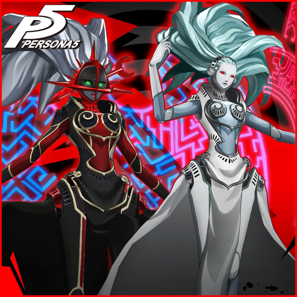 Persona 5 Ariadne & Ariadne Picaro Set