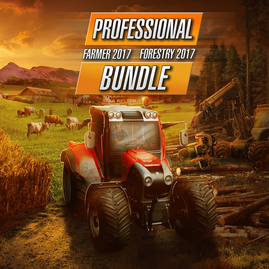 Farmer & Forestry Bundle