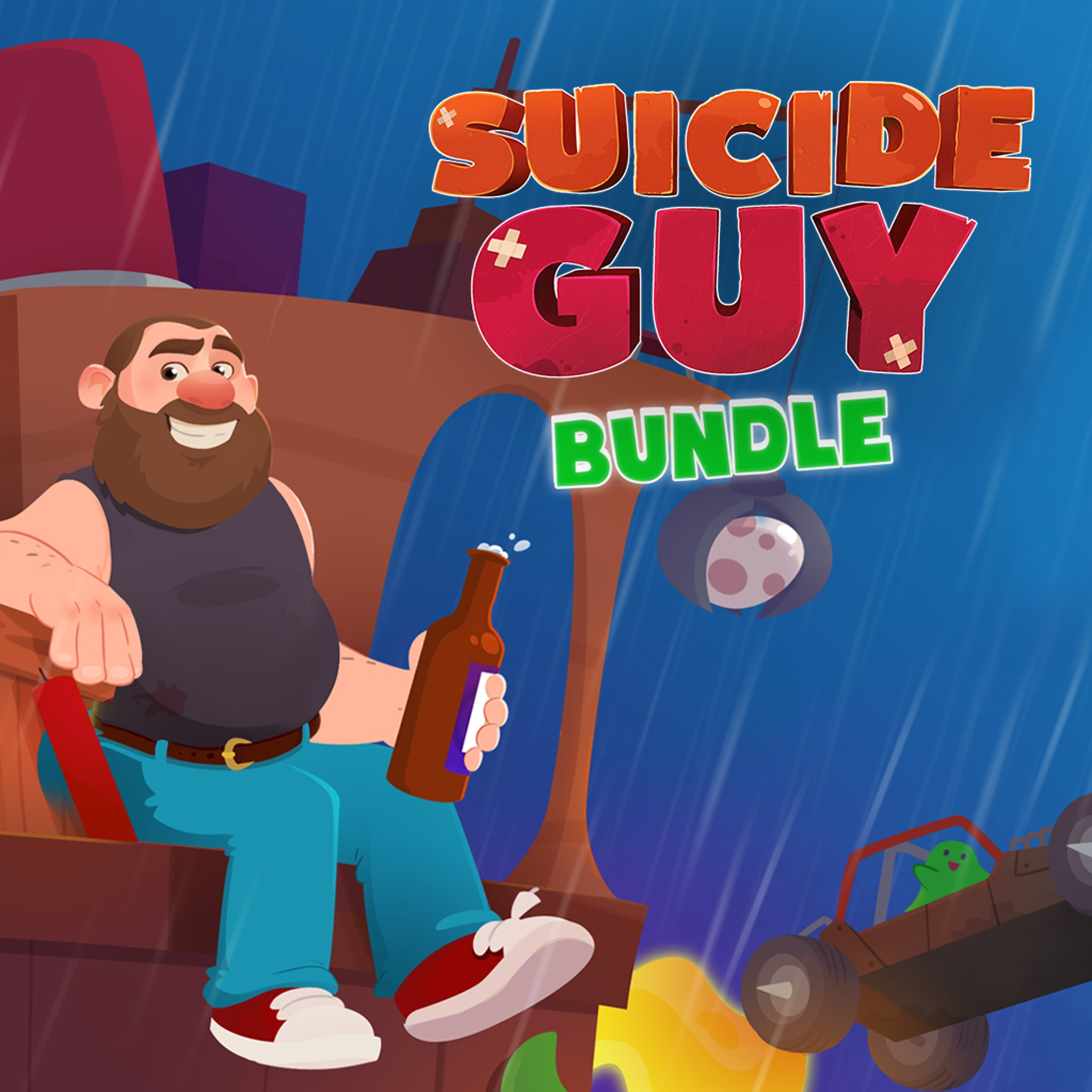 Suicide Guy Bundle