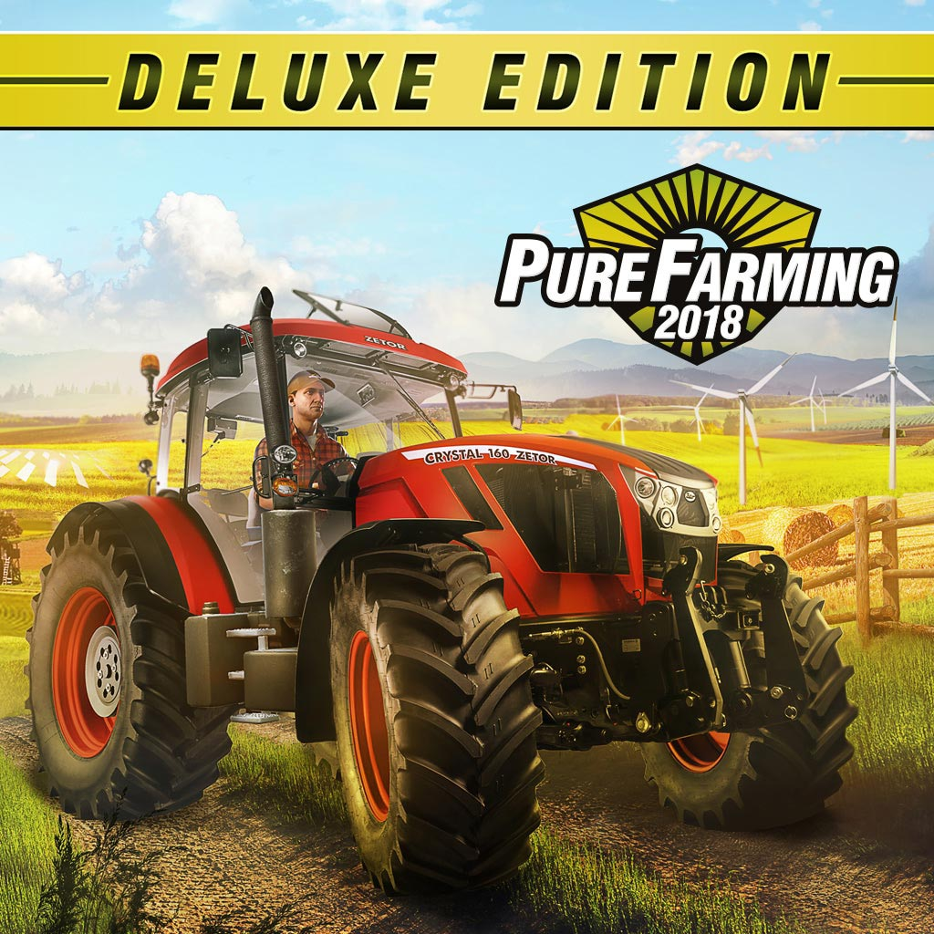 Pure Farming 2018: Digital Deluxe Edition