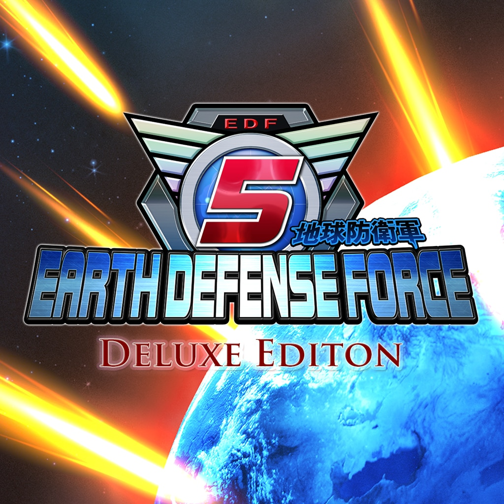 EARTH DEFENSE FORCE 5 Deluxe Edition
