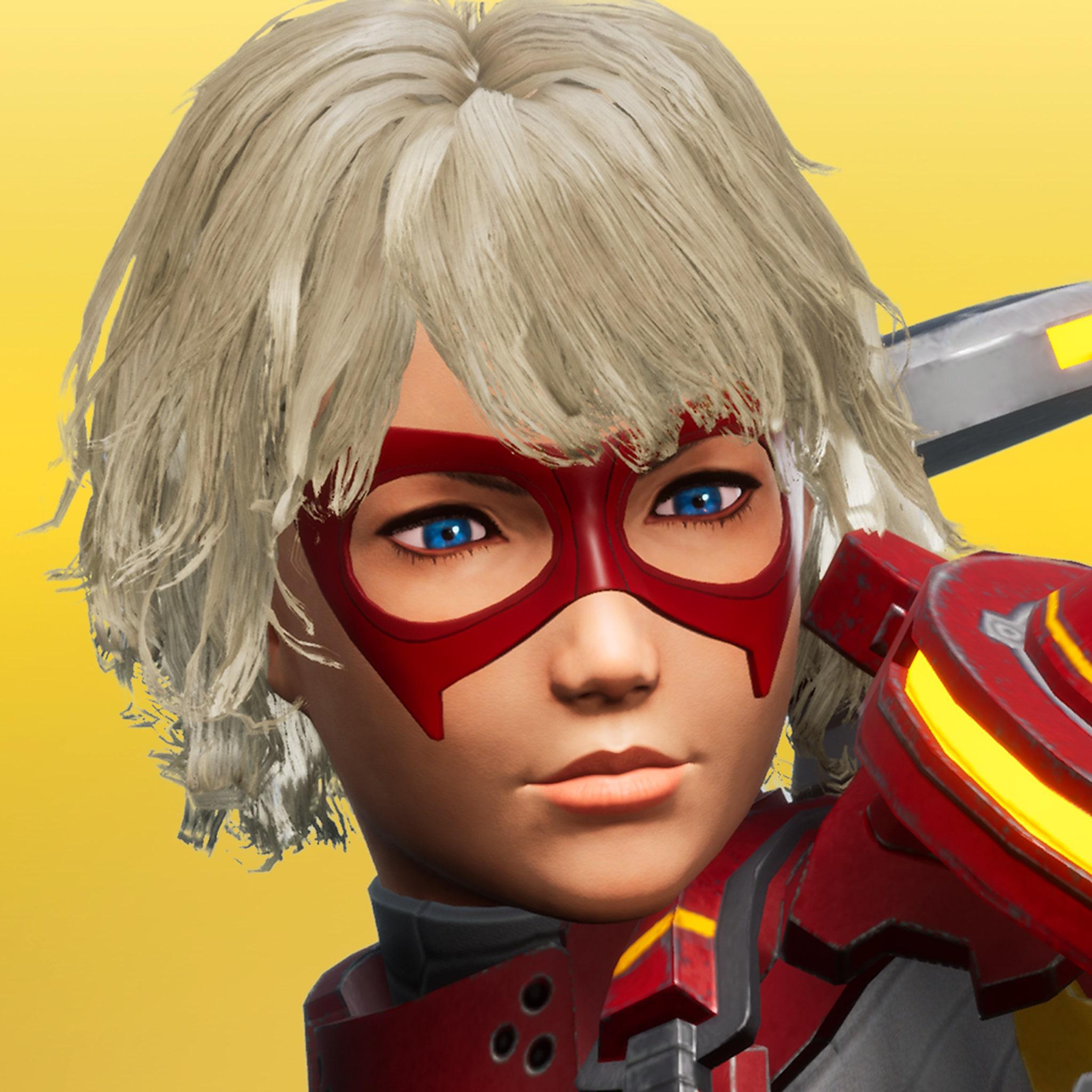 EDF:IR Superhero Mask