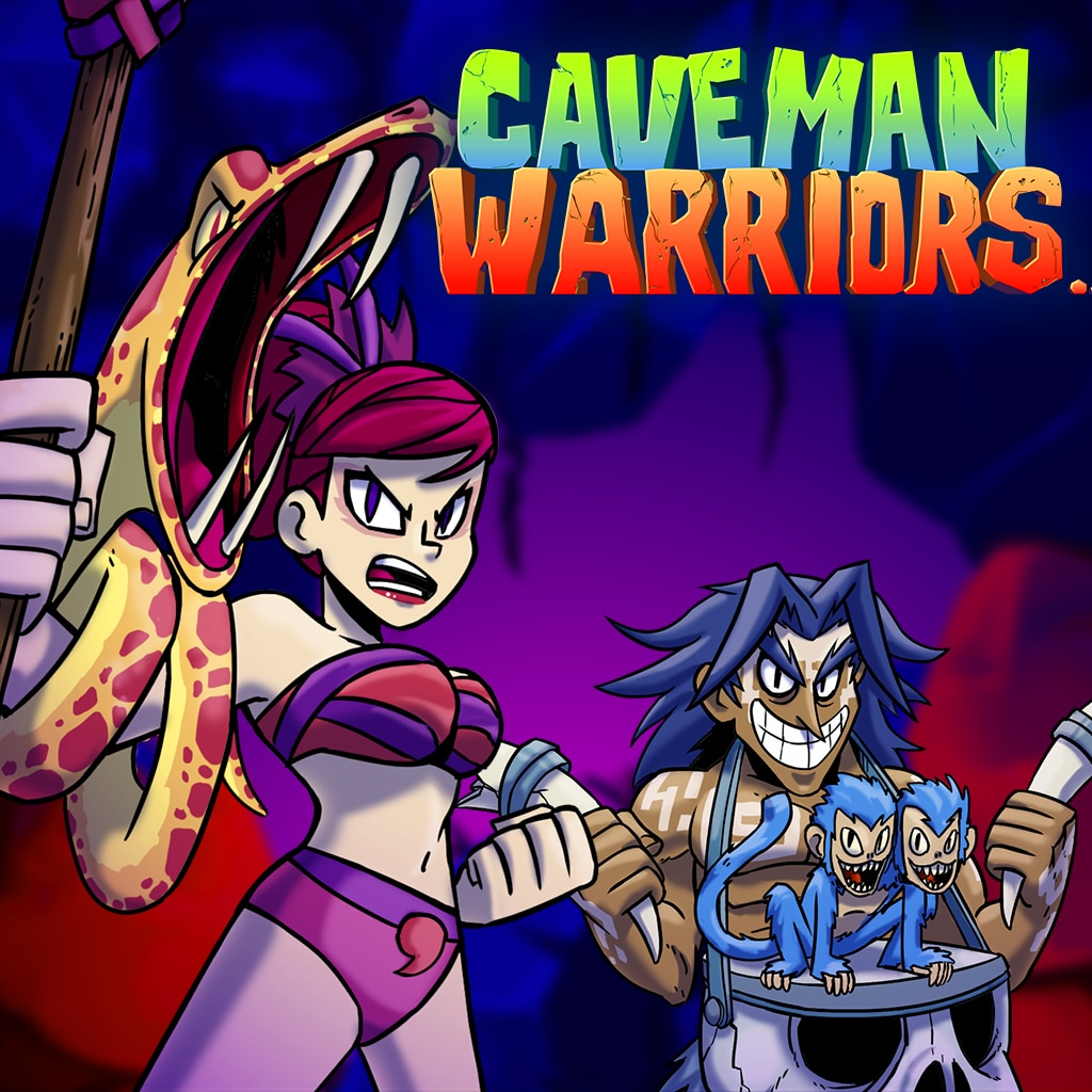 Caveman Warriors - Bundle