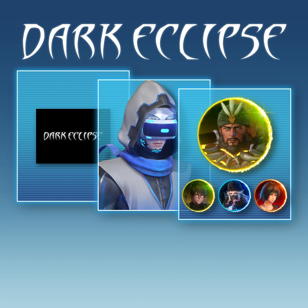 DARK ECLIPSE PS Plus Exclusive Set