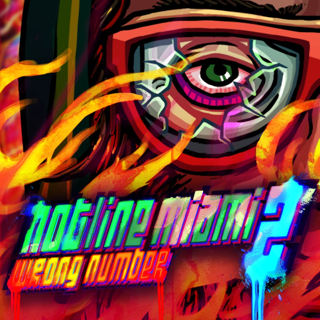 Hotline Miami 2: Wrong Number (English Ver.)