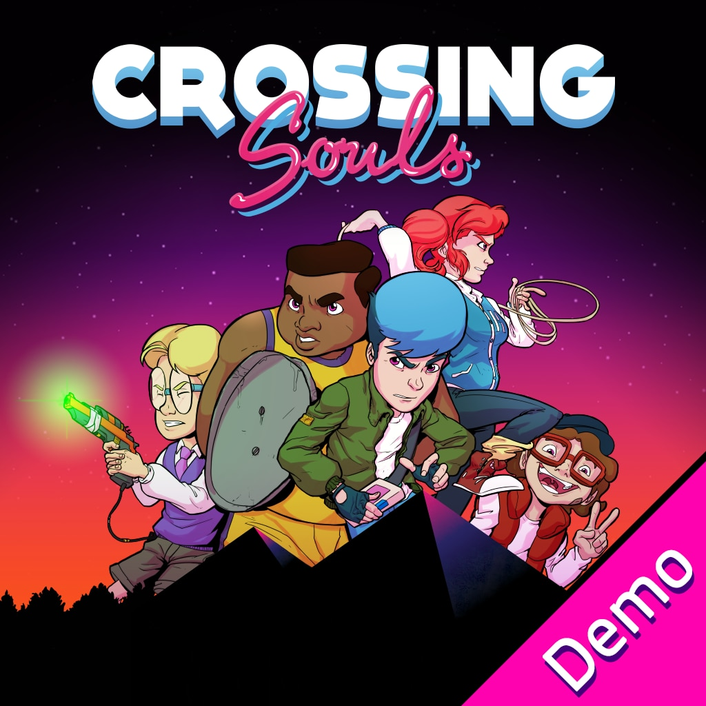 Crossing Souls Demo