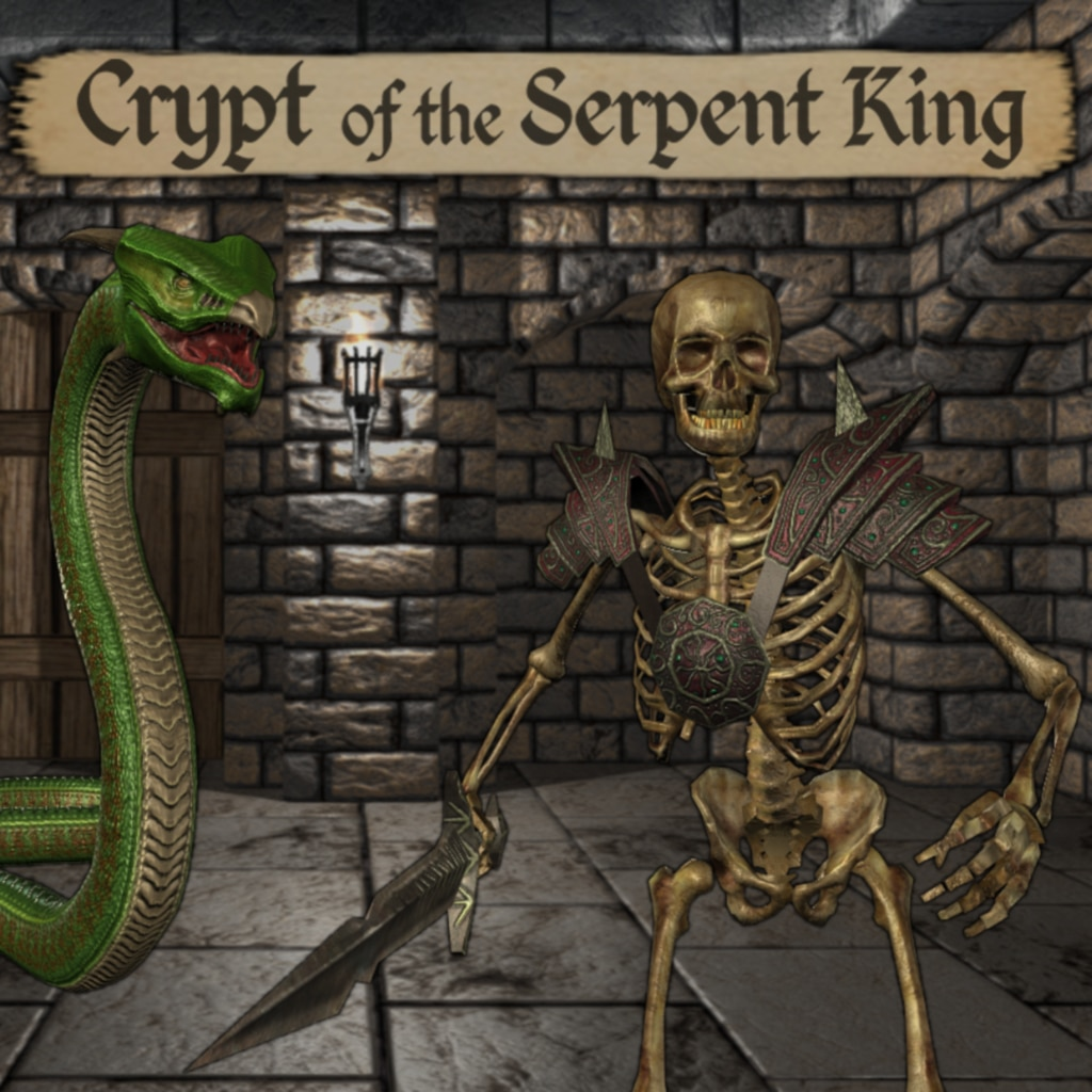 Crypt of the Serpent King Demo