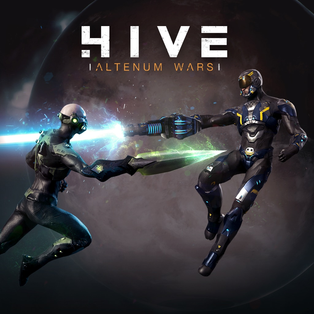HIVE: Altenum Wars