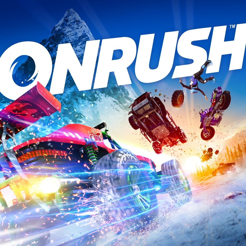 ONRUSH STANDARD DIGITAL EDITION