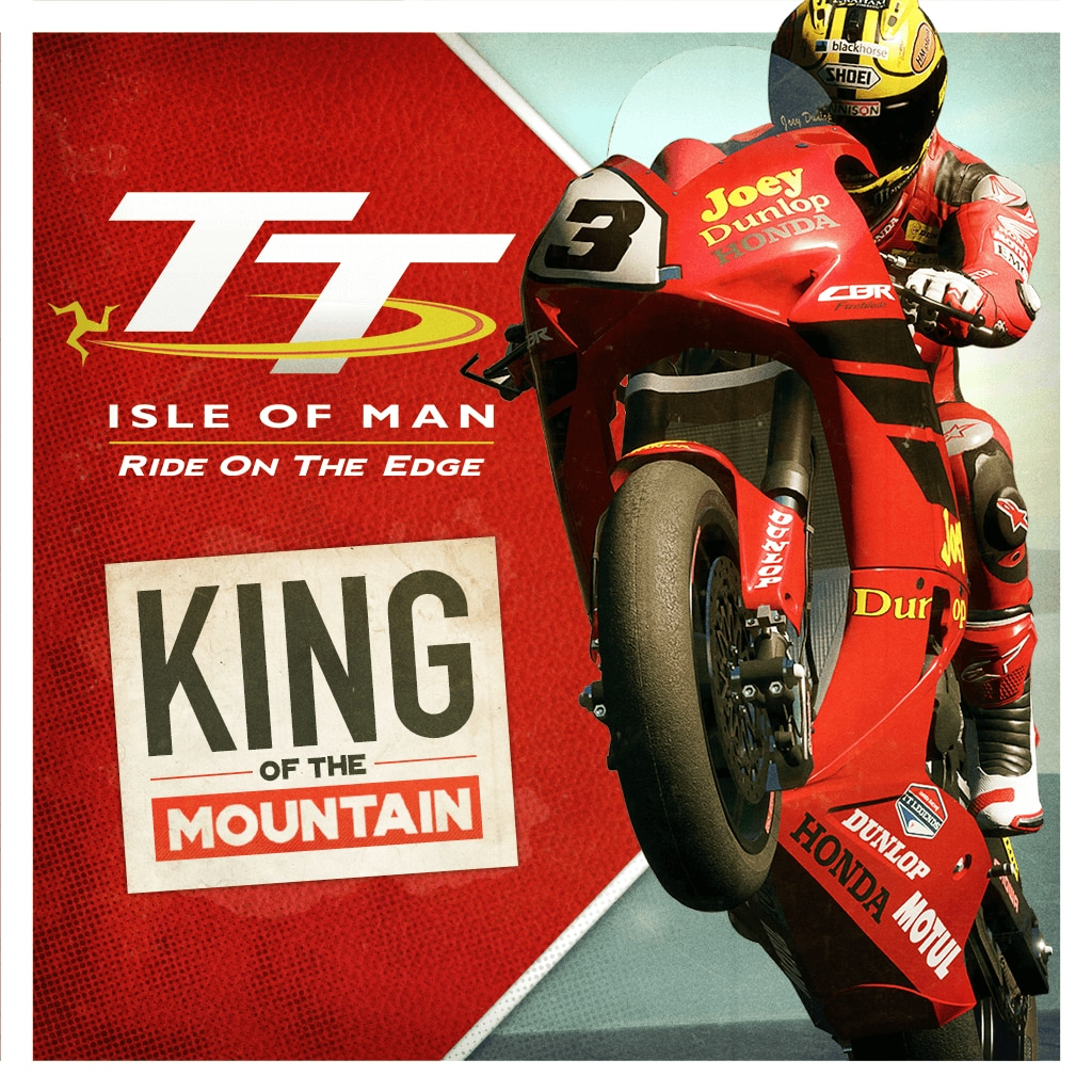 TT Isle of Man - KING OF THE MOUNTAIN - Honda 'TT Legends' CBR