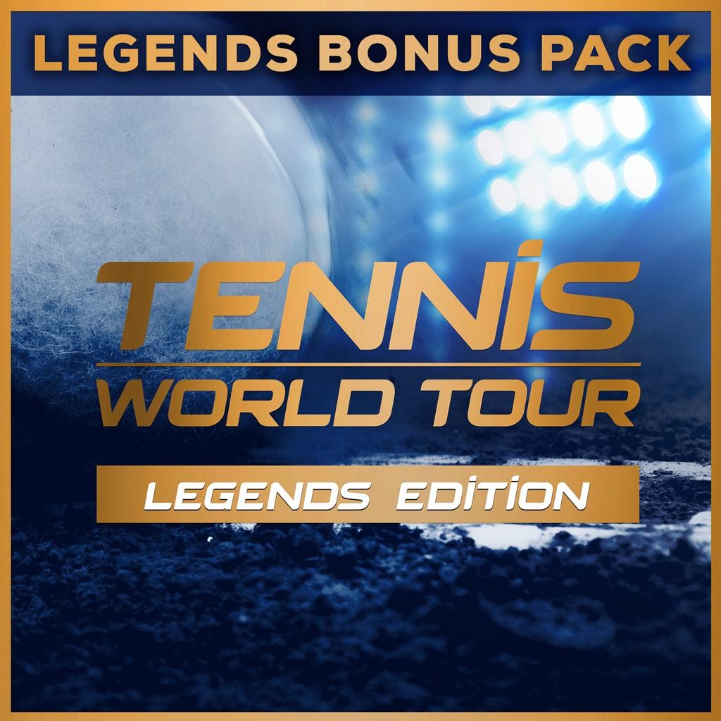 Tennis World Tour - Legends Bonus Pack