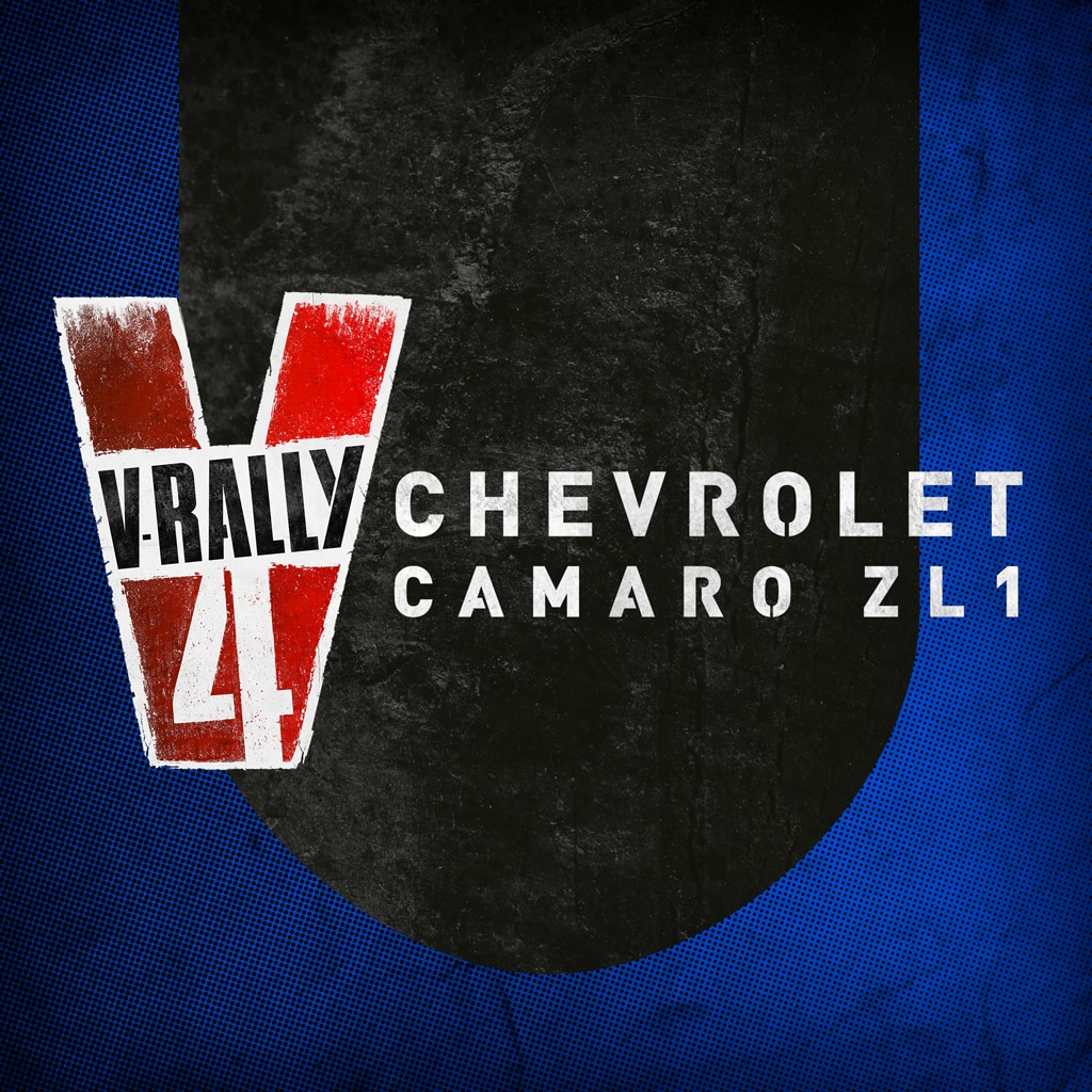 V-Rally 4 Chevrolet Camaro ZL1