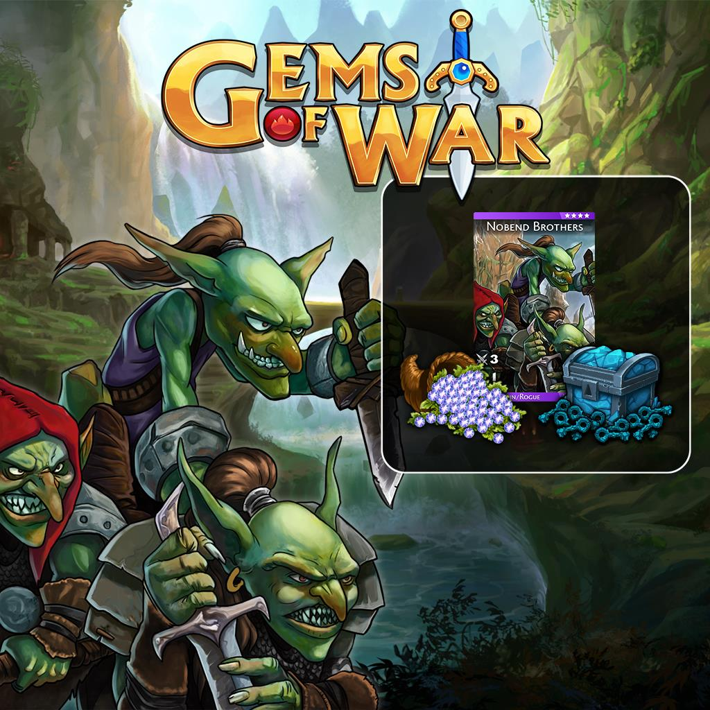 Gems of War PS Plus Starter Pack