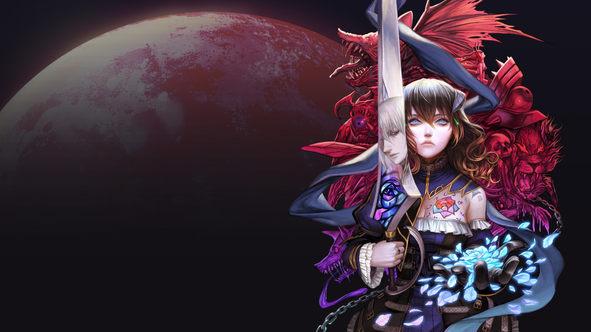 Bloodstained: Ritual of the Night (中日英韓文版)