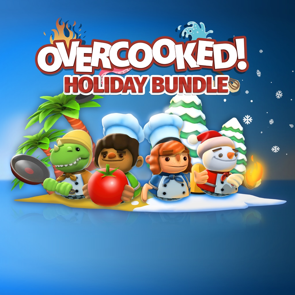 Overcooked Holiday Bundle