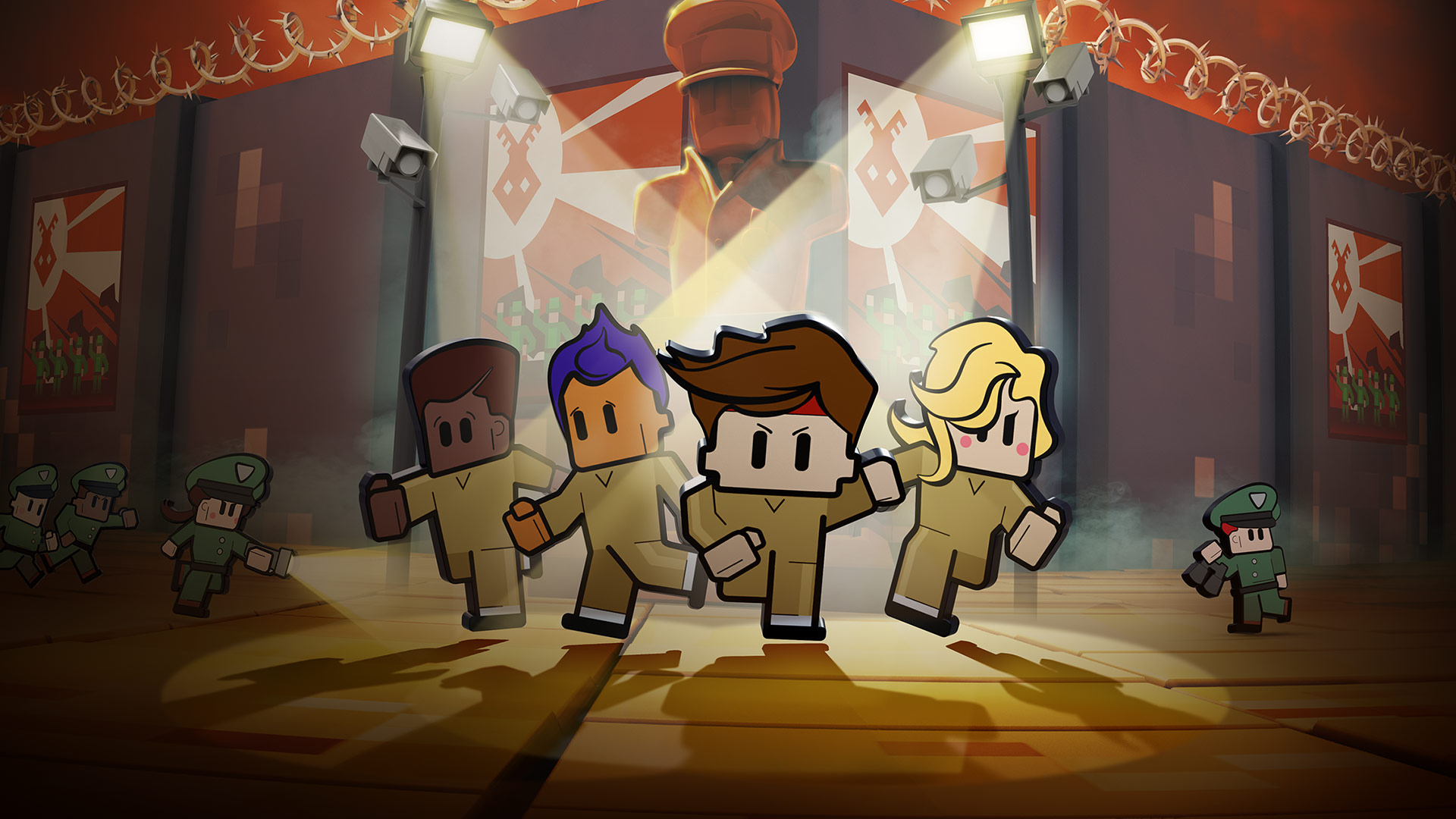 The Escapists 2 - The Glorious Regime