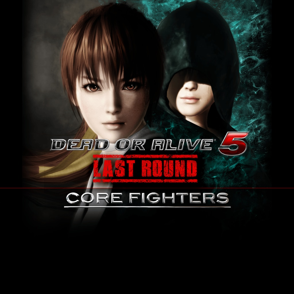 DEAD OR ALIVE 5 Last Round: Core Fighters