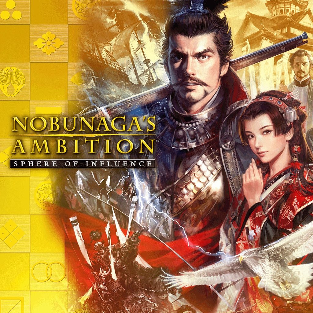 NOBUNAGA'S AMBITION: Sphere of Influence (English Ver.)