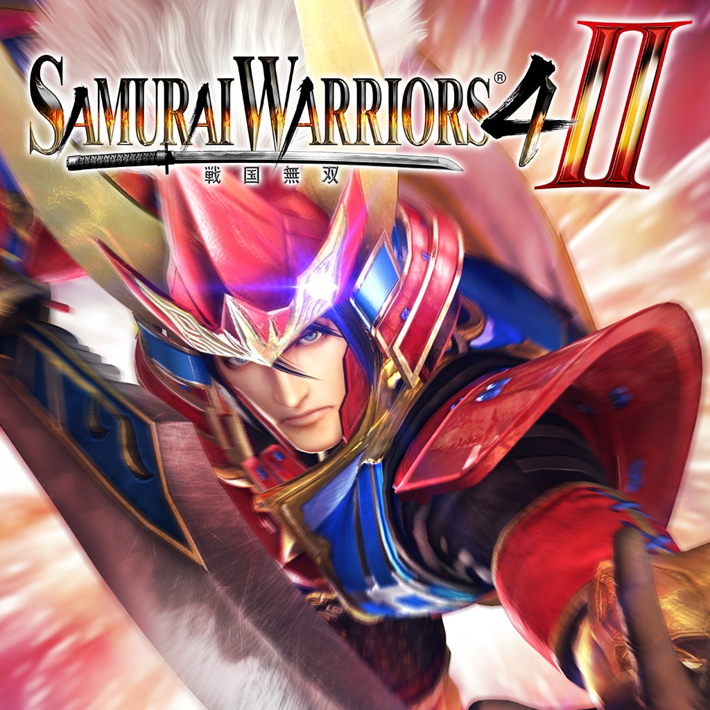 SAMURAI WARRIORS 4-II (English Ver.)