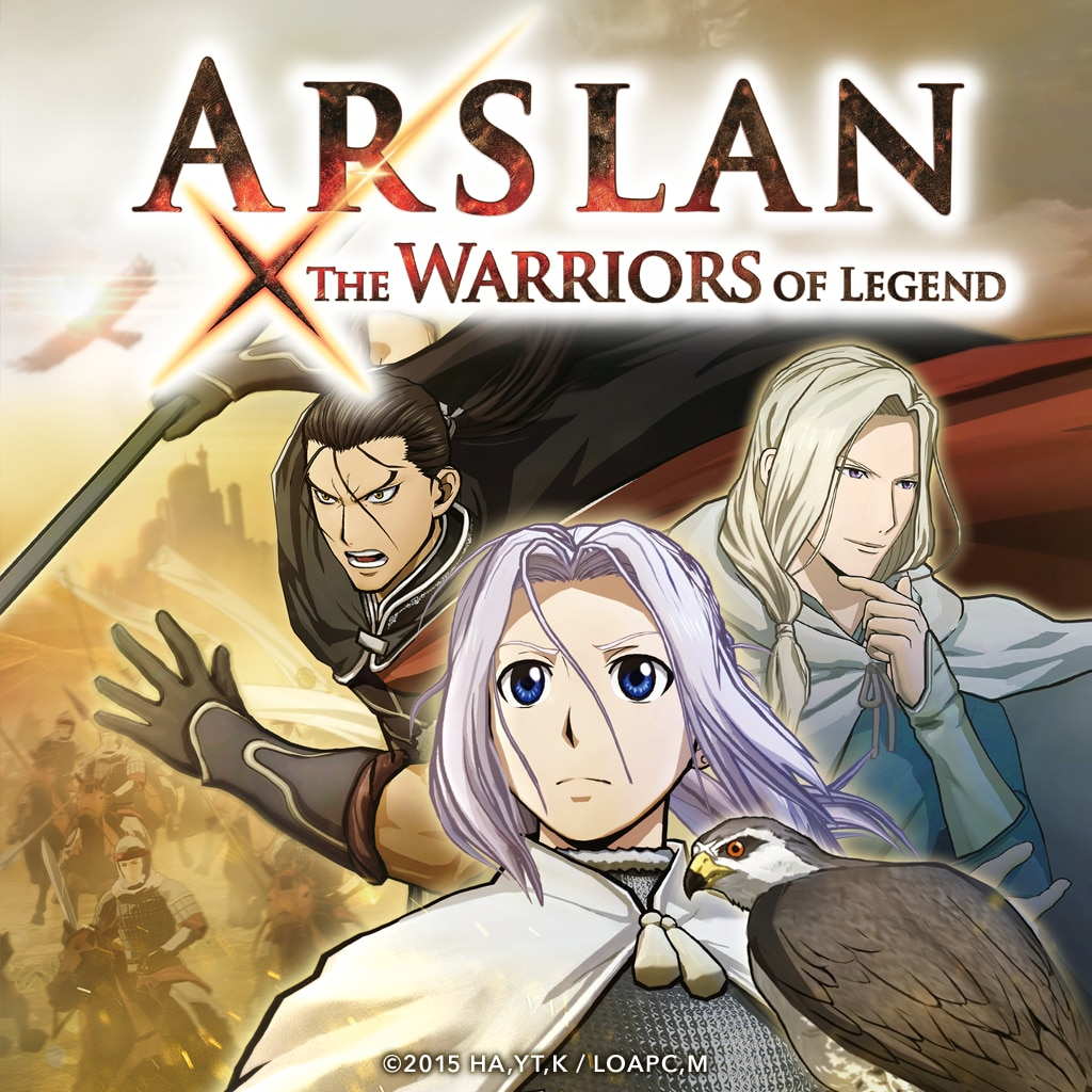 ARSLAN: THE WARRIORS OF LEGEND (English Ver.)