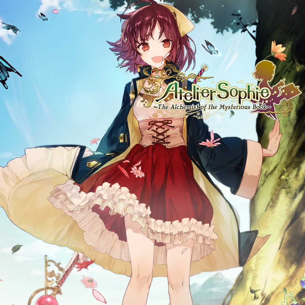 Atelier Sophie ~The Alchemist of the Mysterious Book~ (English Ver.)
