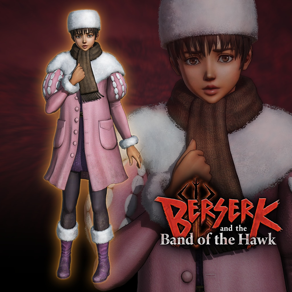 Berserk: Additional Costume Casca 'Winter Clothes Version'