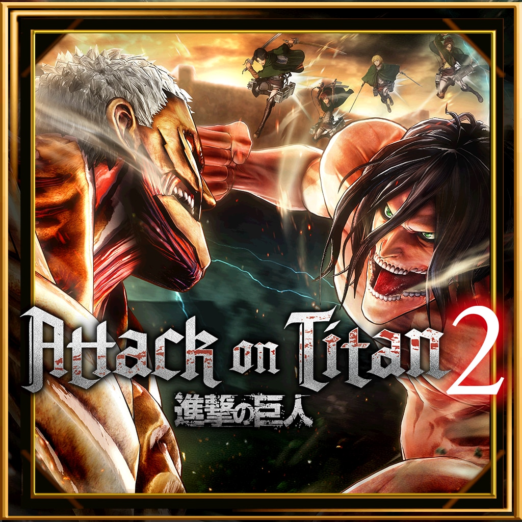Attack on Titan 2 Deluxe Edition