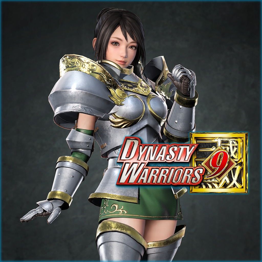DYNASTY WARRIORS 9: Guan Yinping 'Knight Costume'