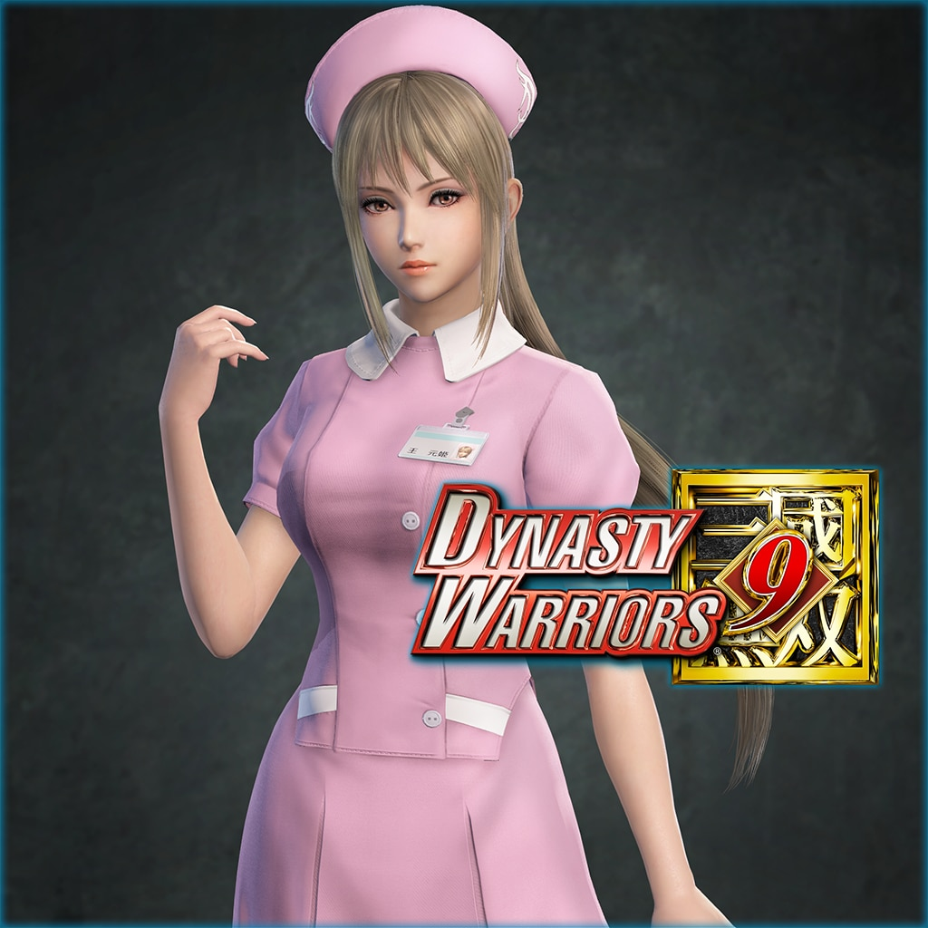 DYNASTY WARRIORS 9: Wang Yuanji 'Nurse Costume'