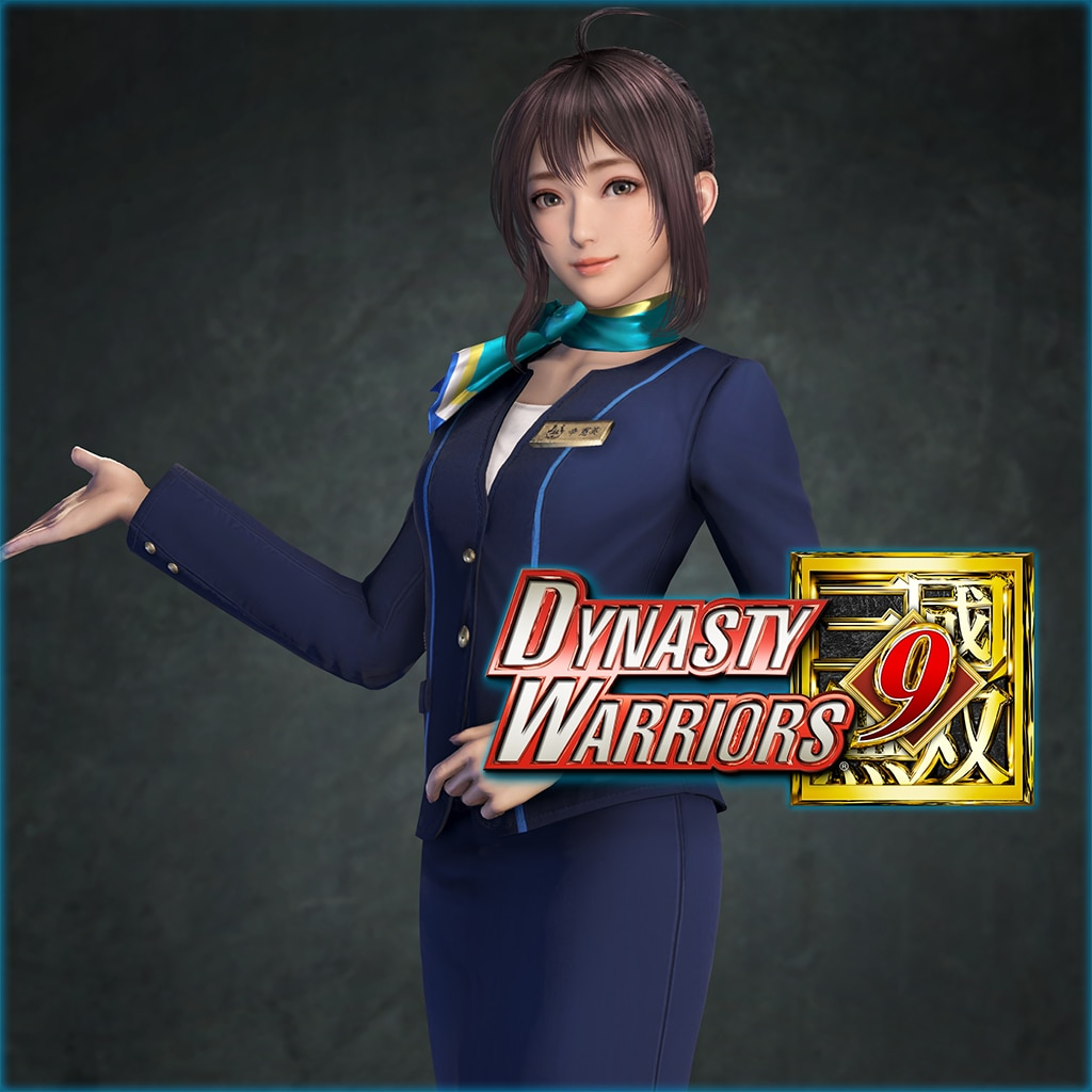 DYNASTY WARRIORS 9: Xin Xianying 'Concierge Costume'