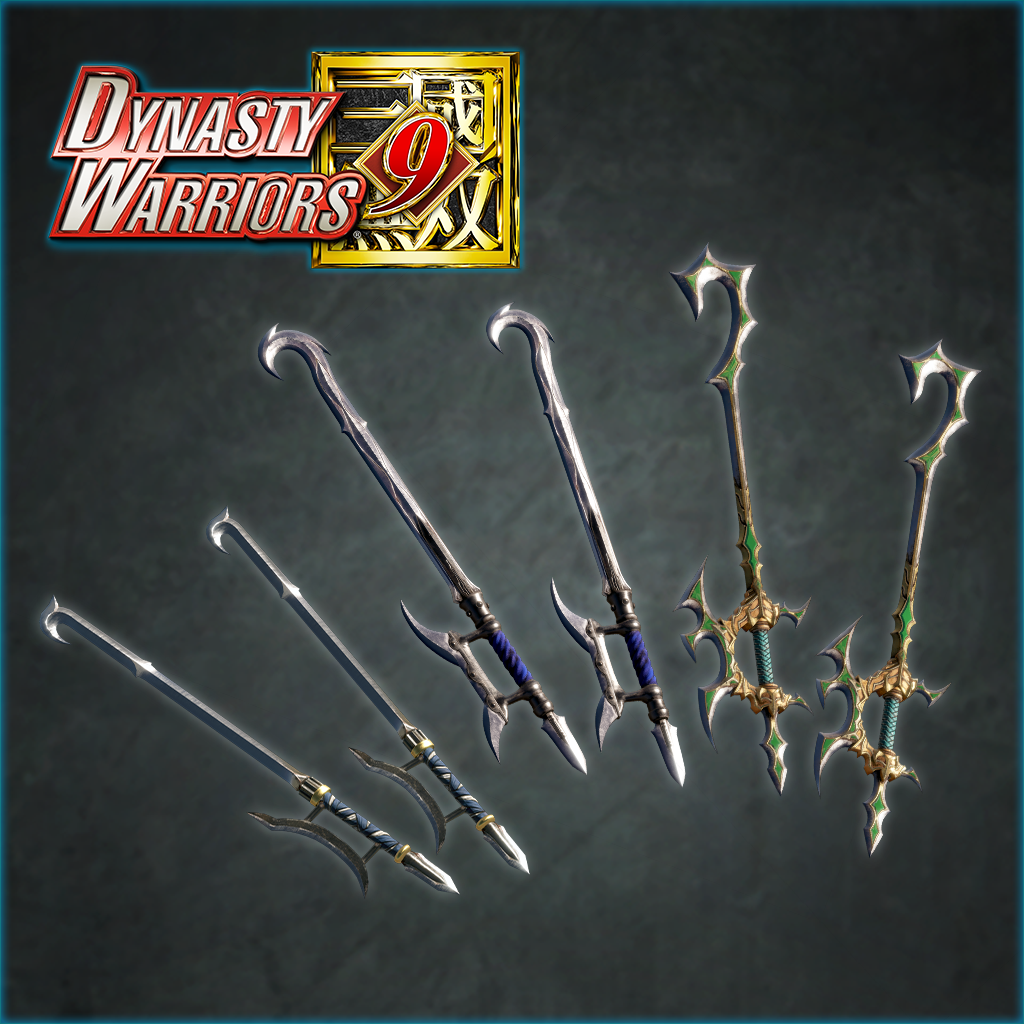 DYNASTY WARRIORS 9: Additional Weapon 'Dual Hookblades'