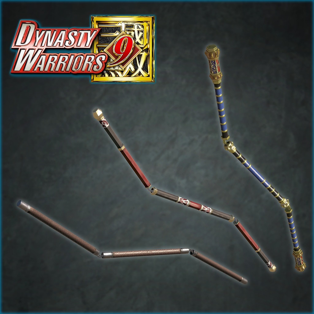 DYNASTY WARRIORS 9: Additional Weapon 'Tripartite Nunchucks'