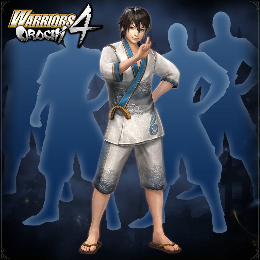 WARRIORS OROCHI 4: Legendary Costumes Samurai Warriors Pack 3