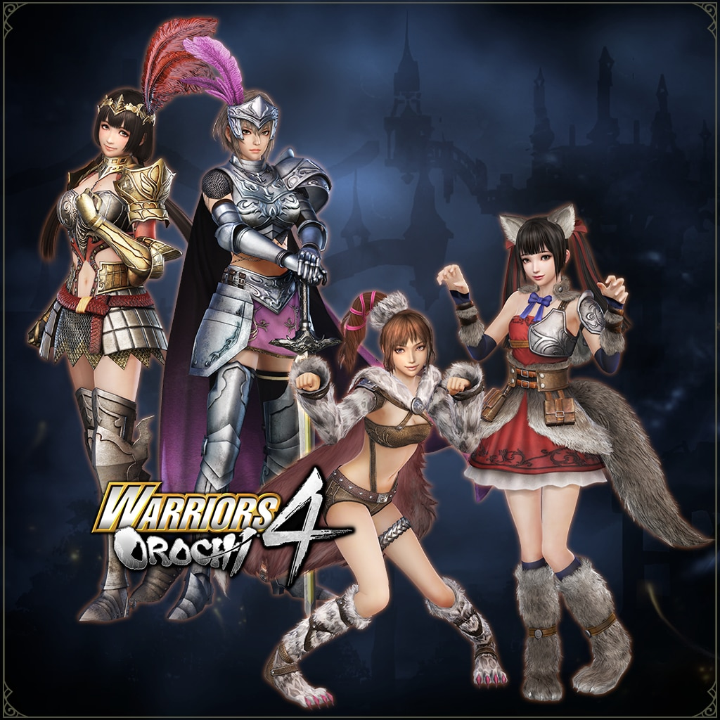 WARRIORS OROCHI 4: Special Costumes Pack 2