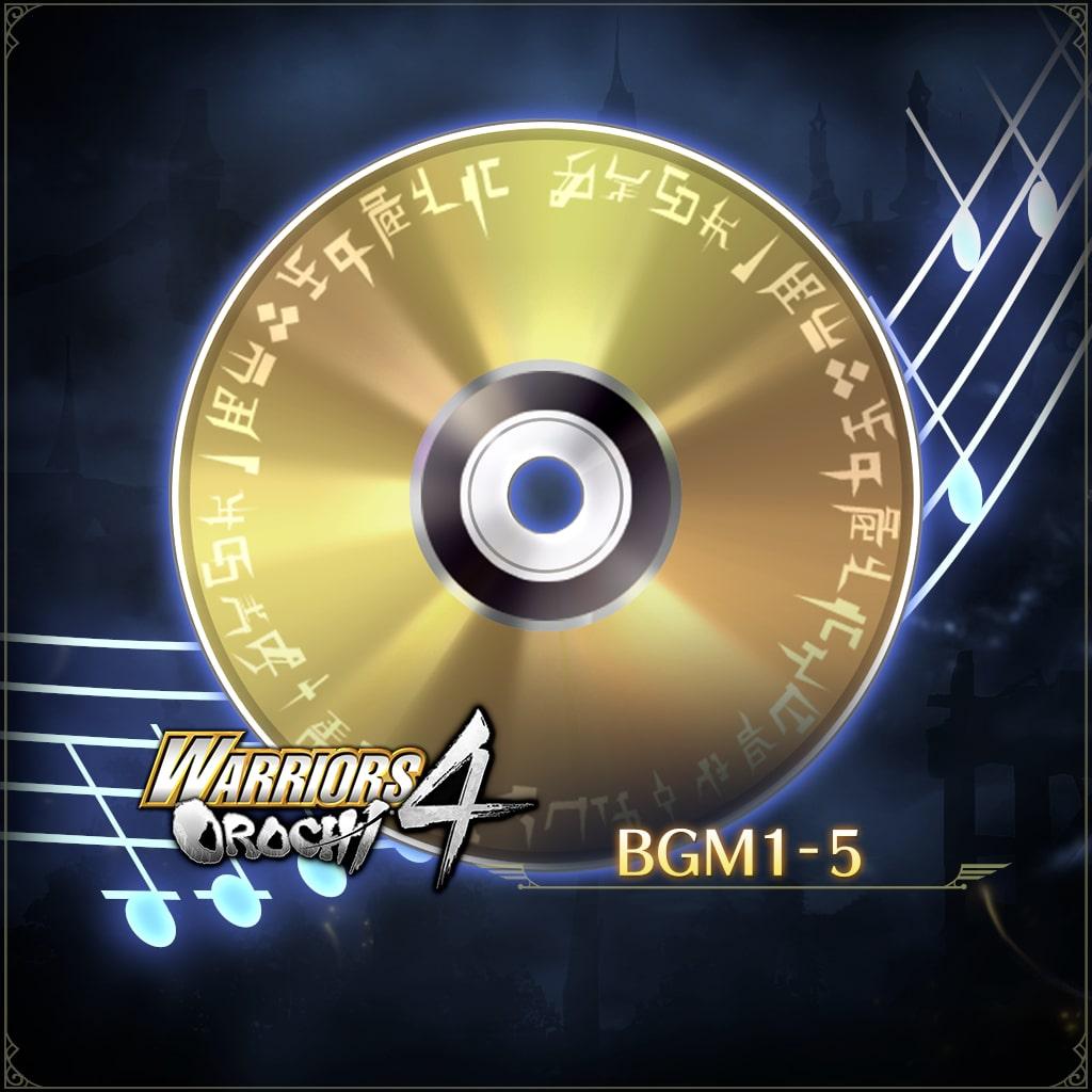 WARRIORS OROCHI 4: BGM Pack 1