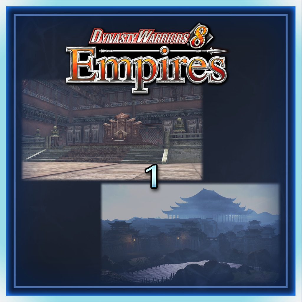 DW8Emp - Castle and Scenario Pack 1
