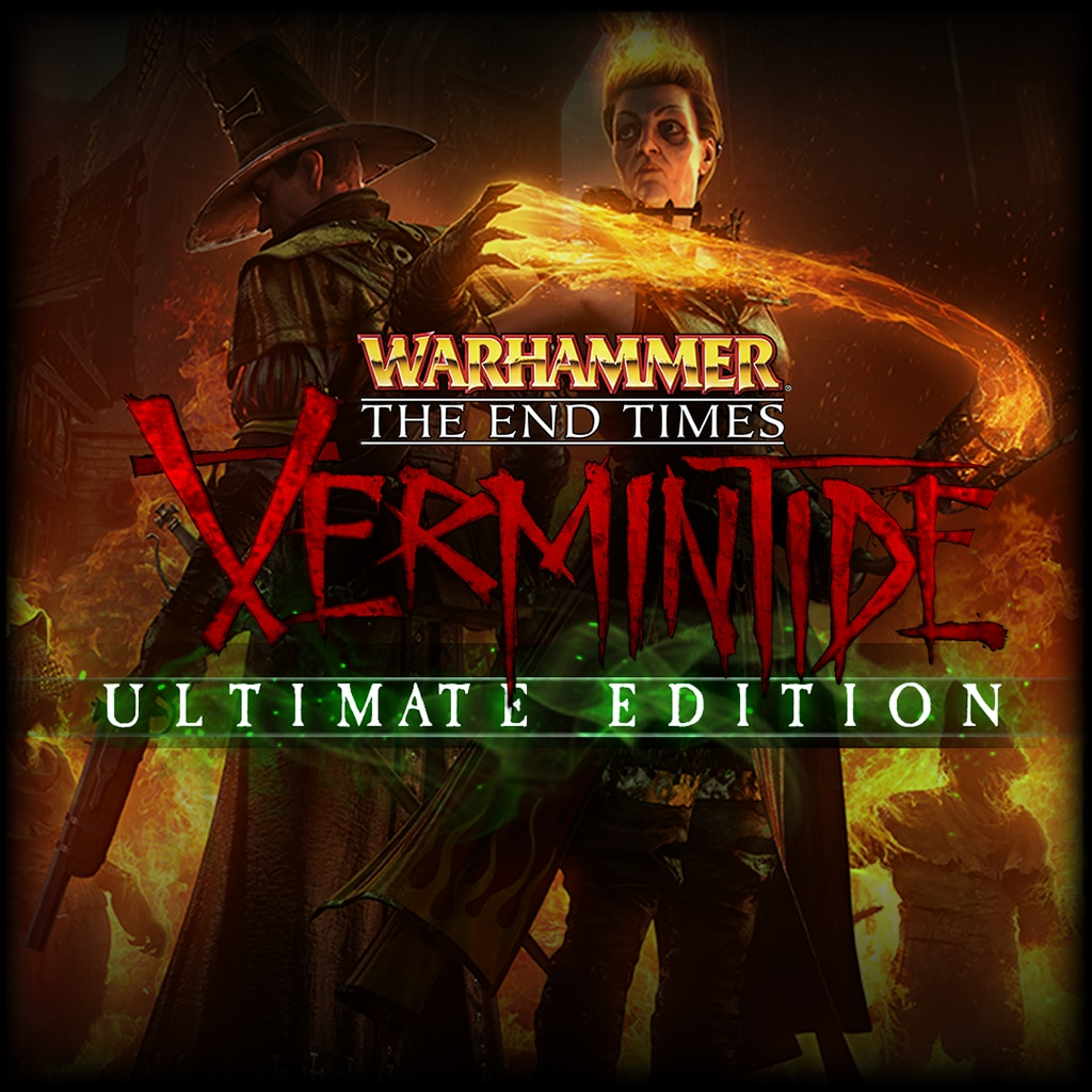 Warhammer Vermintide - The Ultimate Edition