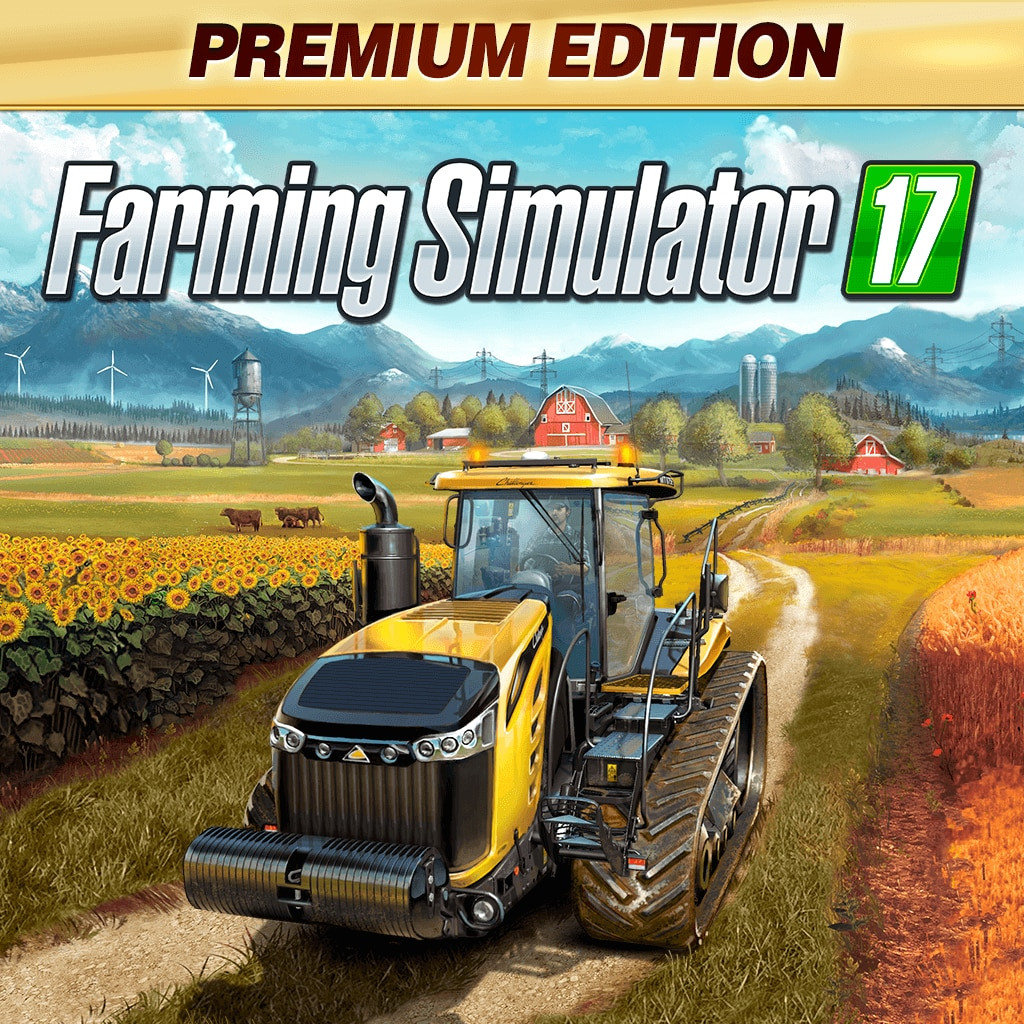 Farming Simulator 17 - Premium Edition