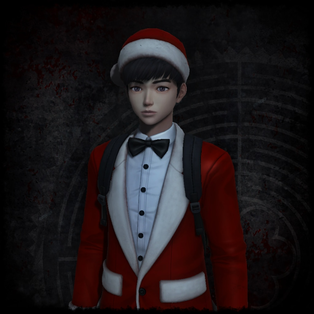 White Day - Christmas Costume - Hee-Min Lee