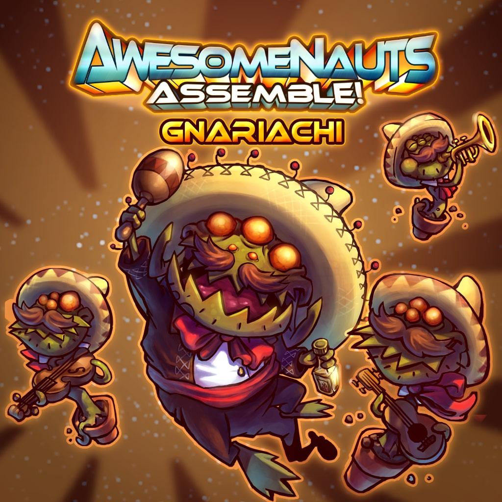 Awesomenauts Assemble! - Gnariachi Skin